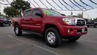 2008 Toyota Tacoma Orange County, Garden Grove, Westminster, Santa Ana, Anaheim, CA T069774