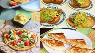 My Love Affair with Chickpeas and Hummus...5 Great Recipes...Never leave healthy & delicious!