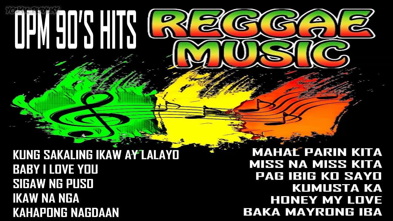 Download Reggae Music 2021    OPM Songs 90's HITS Reggae Compilation    Vol. 35