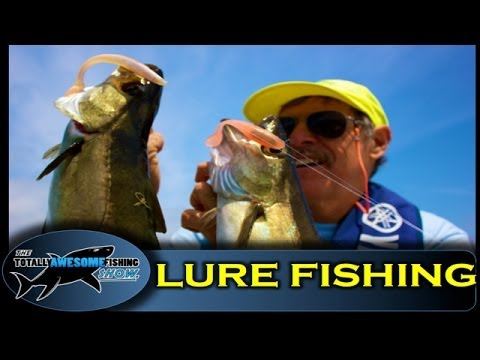 Lure Fishing Tips For Pollock - Totally Awesome Fishing Show