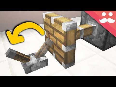 Making the FANCIEST USELESS MACHINE in Minecraft!