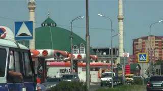 #4 Дагестан. Едем на Бархан Сарыкум. Сравнение Чечни и Дагестана. Горные дороги Дагестана