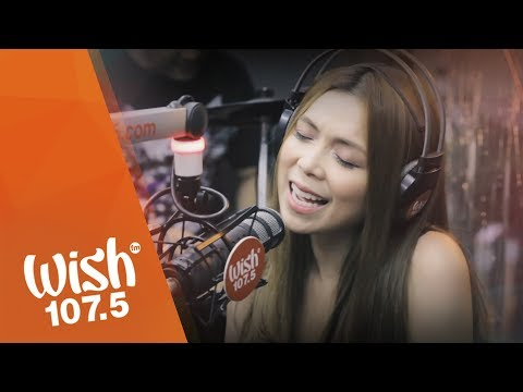"Nina covers ""Attention"" (Charlie Puth) LIVE on Wish 107.5 Bus"