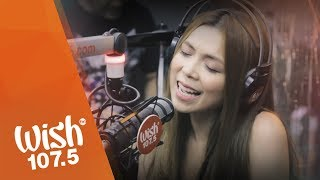 """Nina covers """"Attention"""" (Charlie Puth) LIVE on Wish 107.5 Bus"""
