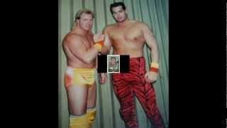 Ric Savage of American Digger:  The Wrestling Years