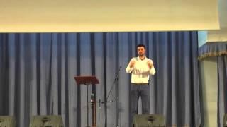 Проповедь «Вечность» - Евгений Урсол (11.10.2015)
