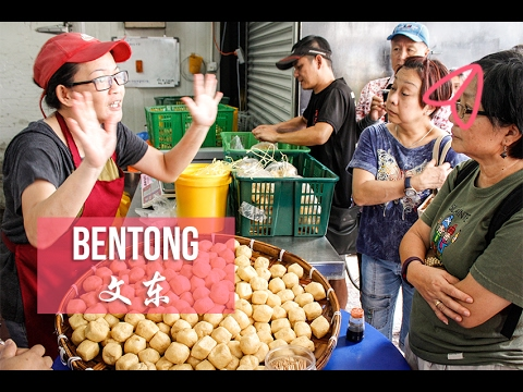 Bentong Food Crawl