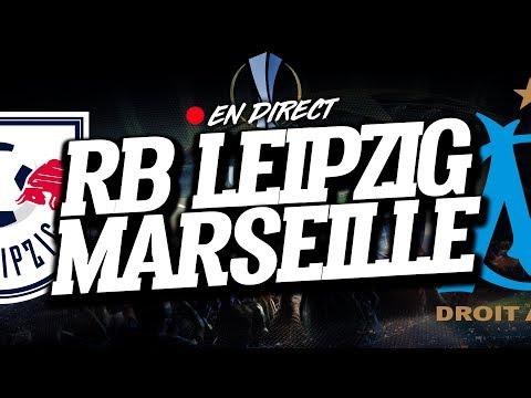 🔴 direct / live : rb leipzig - marseille // club house ( leipzig - om )