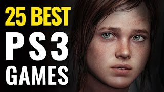 Top 25 Best PS3 Games of All Time