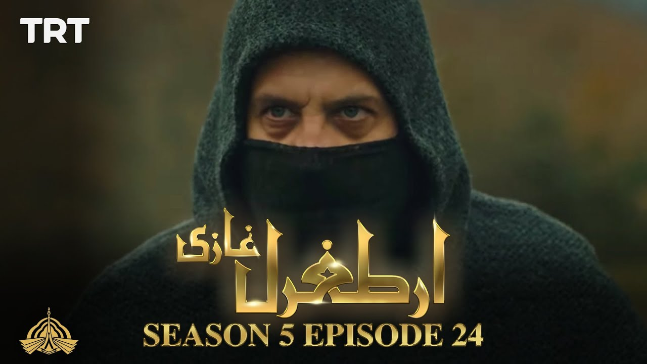 Download Ertugrul Ghazi Urdu | Episode 24| Season 5