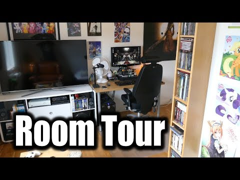 Room Tour - August 2017