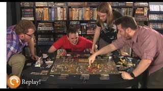 Board Game Replay - A Game of Thrones (A Feast For Crows Exp)