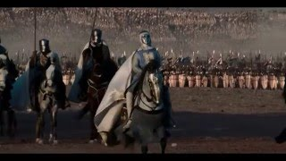 "Epic battle scene ""Two Steps From Hell - Star Sky"""