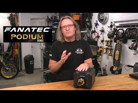Fanatec Podium DD2 Review