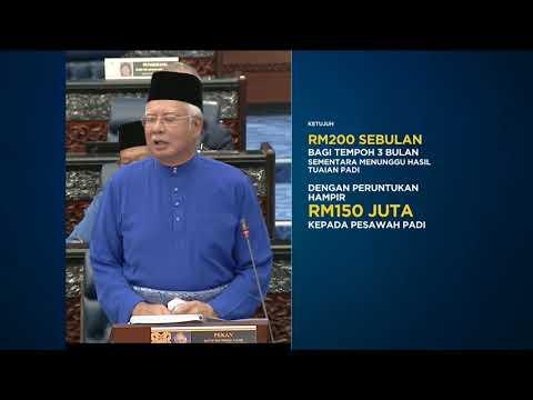 Highest Allocation Of RM6.5 BillionFor Farming Sector