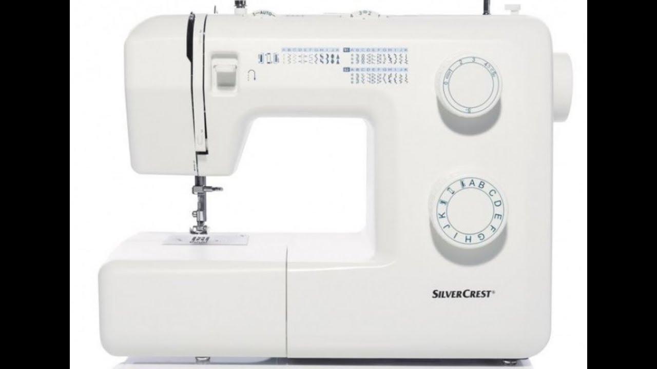 Máquina de coser #Silvercrest de venta en #LIDL - Gastate