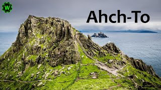 Ahch-To: Secrets of the Force