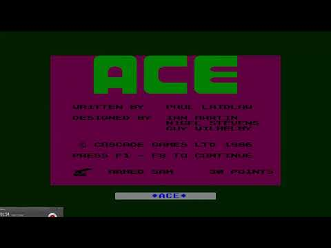 ACE FLIGHT SIMULATOR PROBLEM ENTERPRISE 64 128 INTELLIGENT SOFTWARE SIXTY FOUR ONE TWO EIGHT from YouTube · Duration:  4 minutes 13 seconds