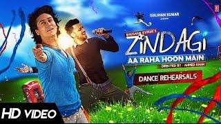 Zindagi Aa Raha Hoon Main | Dance Rehearsals | Tiger Shroff