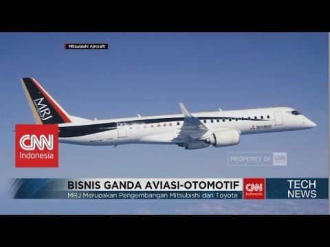 Produsen Otomotif, Kembangkan Sayap di Bisnis Pesawat Terbang