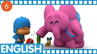 Pocoyo in English - Session 6 Ep.21-24
