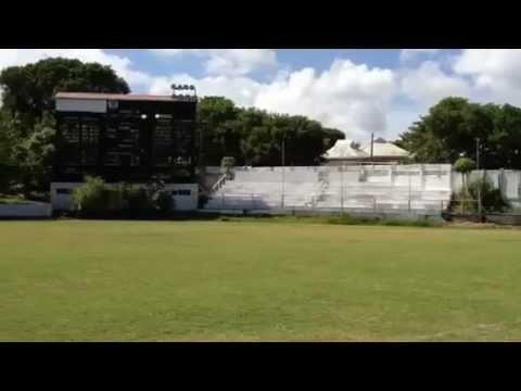 Recreation Ground Antigua 2012