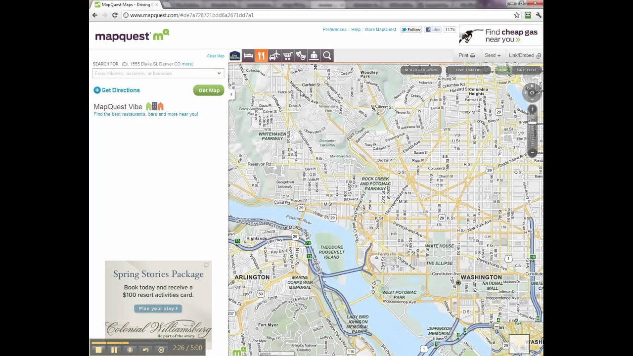 Mapquest Driving Directions and Google Maps on mapblast driving directions, travelocity driving directions, need map for driving directions, amazon driving directions, mapquest driving directions,