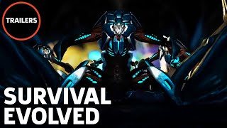 ARK: Survival Evolved - Official Launch Trailer | PC PS4 Xbox One