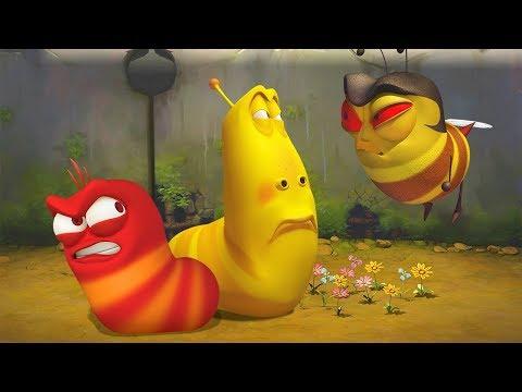 LARVA - WHAT'S THE BUZZ? | Cartoon Movie | Cartoons For Children | Larva Cartoon | LARVA Official