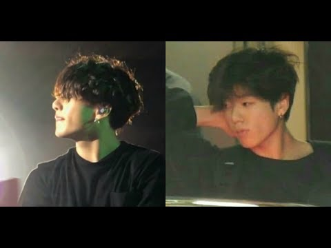 BTS Jungkook long hair (Try not to fangirl)
