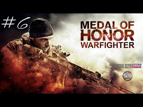 Medal Of Honor Warfighter #6
