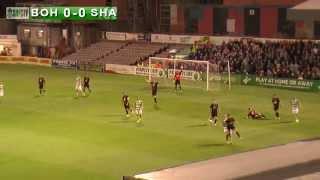 Highlights | Shamrock Rovers vs Bohemians | 23/09/14