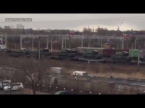 An die Grenze zu Nordkorea: Warum verlegt Russland Kriegsgerät in den Osten des Landes?