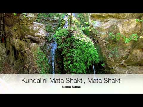 Adi Shakti Mantra Song By Snatam Kaur + Lyrics~ backgrounds *Living Gaia To Nourish Your Soul*HD