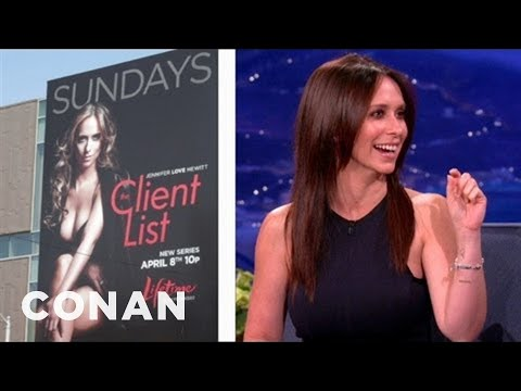 Jennifer Love Hewitt's Racy Billboard Had To Be Toned Down