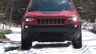 Jeep Cherokee 2019 | Full Review | with Steve Hammes | TestDriveNow