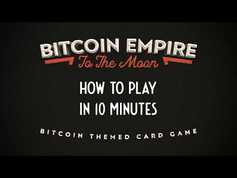 How To Play Bitcoin Empire In 10 Minutes