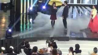 2012 MBC演技大賞-楽しそうなJJ&YC thumbnail