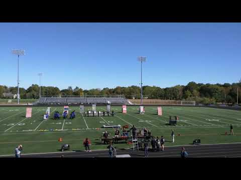 South Vermillion High School Marching Band performing the 'Jet Song' at the Zionsville Invitational'