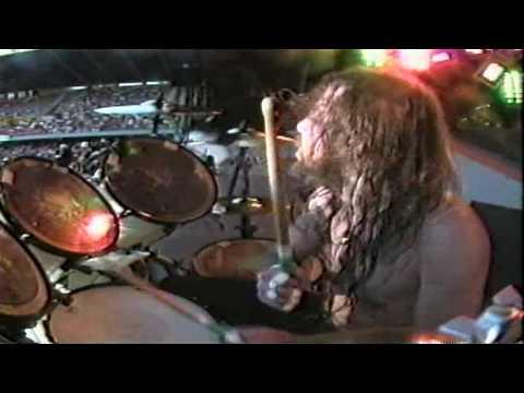 Metallica Disposable Heroes Live 1993 Basel Switzerland
