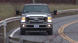 Ford F series Super Duty 2011 Videos