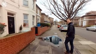 A Walk Through Dementia - walking home