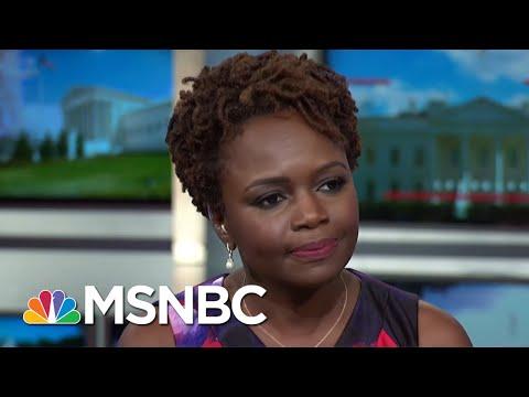 President Donald Trump Goes To 'Political War' Over His Finances | Deadline | MSNBC