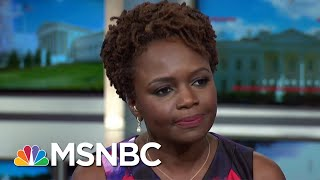 President Donald Trump Goes To 'Political War' Over His Finances | Deadline | MSNBC
