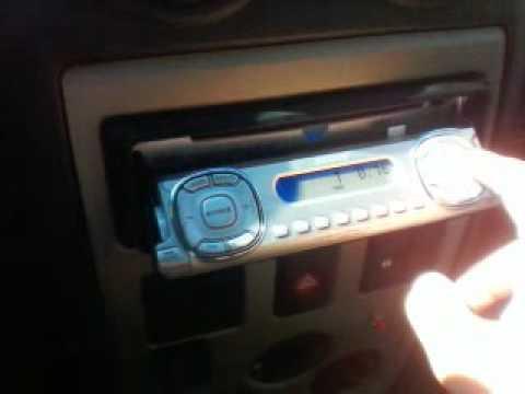 sony cdx m730 youtube rh youtube com Sony Car CD Player Wiring-Diagram Sony Xplod 52Wx4 Wiring-Diagram