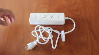 ORICO IPC 2A4U US USB Surge Protector Unboxing & Quick Review