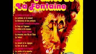 Les fables de La Fontaine - 14 - Le coche et la mouche (Les Tréteaux LP 6063-09)