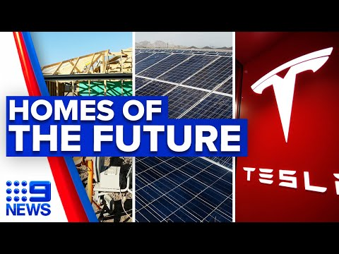 Queensland to build first zero emission homes | 9 News Australia thumbnail