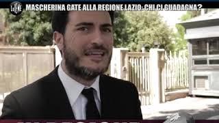 🔵 ascoltate bene questo servizio de le iene. da settimane fratelli d'italia denuncia il mistero delle mascherine già pagate dalla regione lazio e mai arriva...
