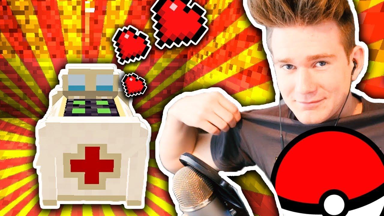 MASZYNA NIEŚMIERTELNOŚCI DOKNESA!! – Minecraft Pokemon #12